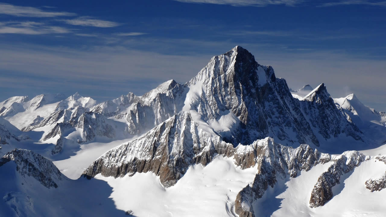 Derretimiento de un glaciar revela un avión perdido hace 72 años