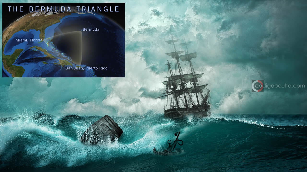 El enigma del Triángulo de las Bermudas ha sido resuelto nuevamente