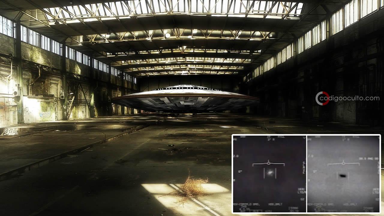 El Pentágono estudio tecnologías OVNI, revela una carta entre funcionarios de EE.UU.