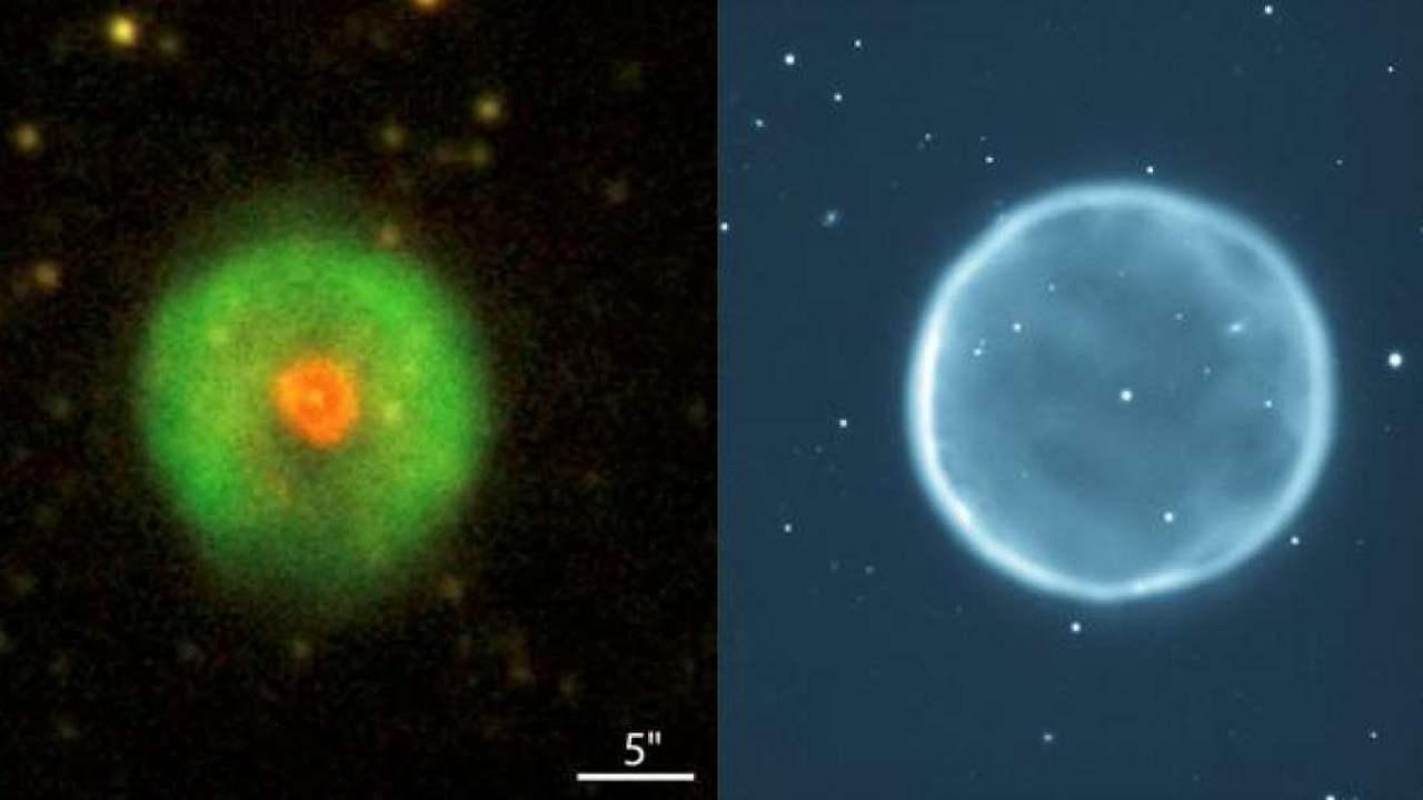 Esta misteriosa nebulosa podría revelar el futuro de nuestro Sol