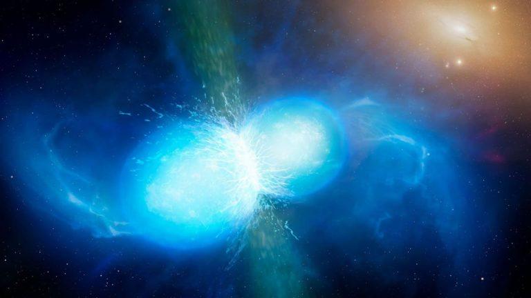 Estas ondas gravitacionales podrían destruir la Tierra