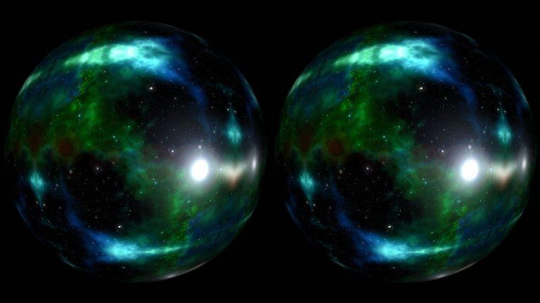 Físicos podrían haber detectado los «fantasmas» de agujeros negros de otro Universo