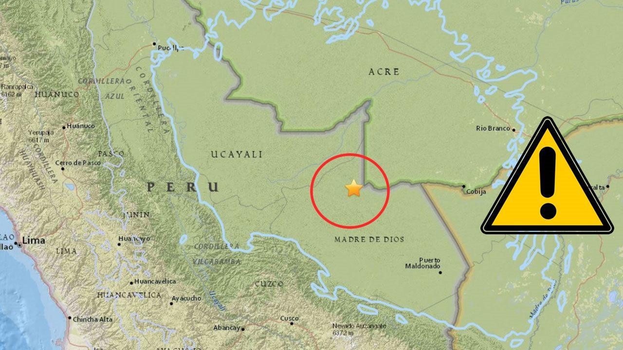 Fuerte sismo de 7.1 en Perú eleva los temores ante un megaterremoto en el Anillo de Fuego del Pacífico