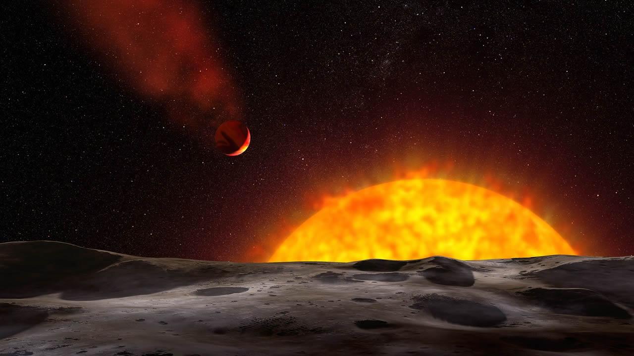 Hay un planeta / estrella híbrido rondando fuera en el espacio