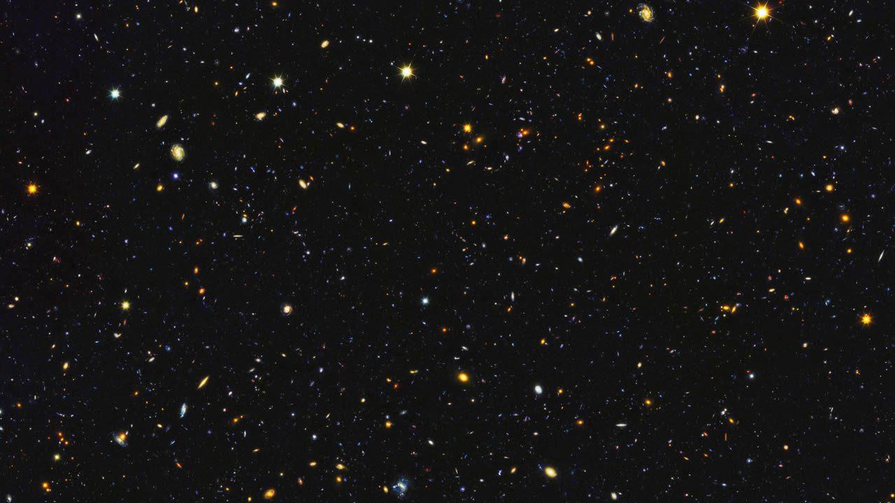 Hubble obtiene una espectacular imagen del Universo temprano, hace 11 mil millones de años