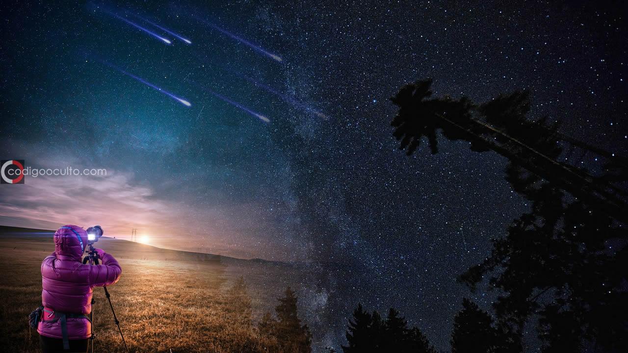 Mira en vivo la lluvia de meteoros de las Perseidas (Vídeo)