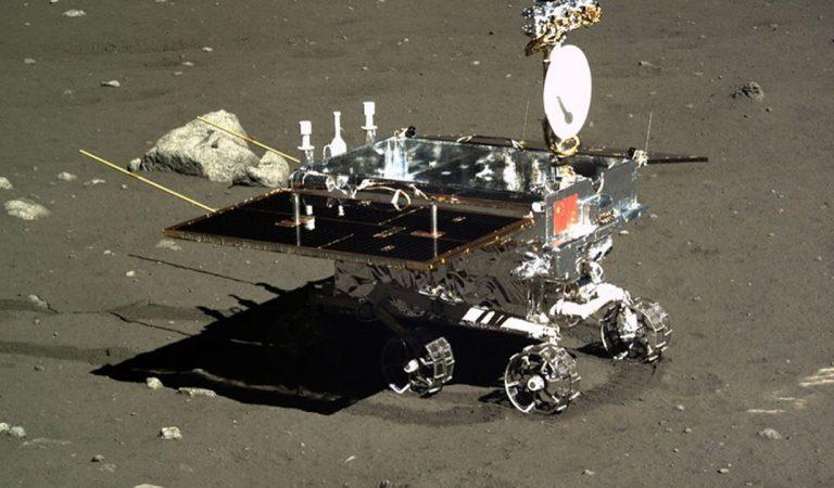 China ha enviado una sonda al lado oculto de la Luna y aterrizará aquí
