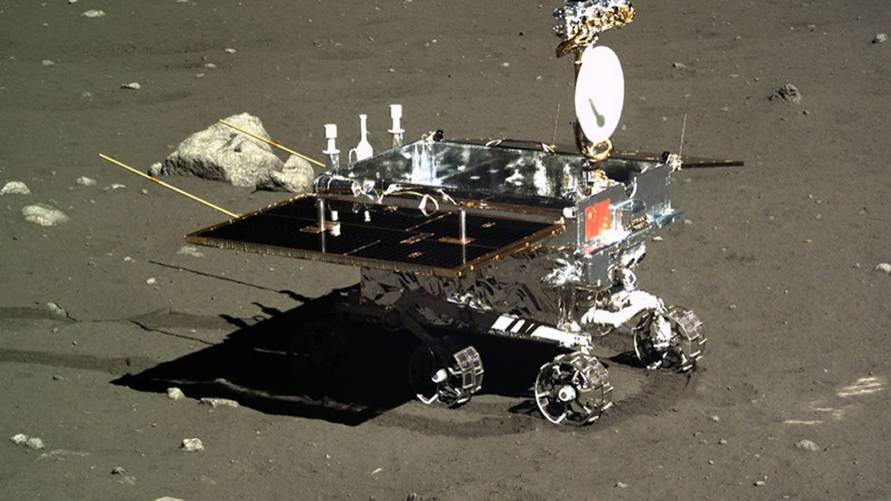 NASA ha enviado una sonda al lado oculto de la Luna y aterrizará aquí