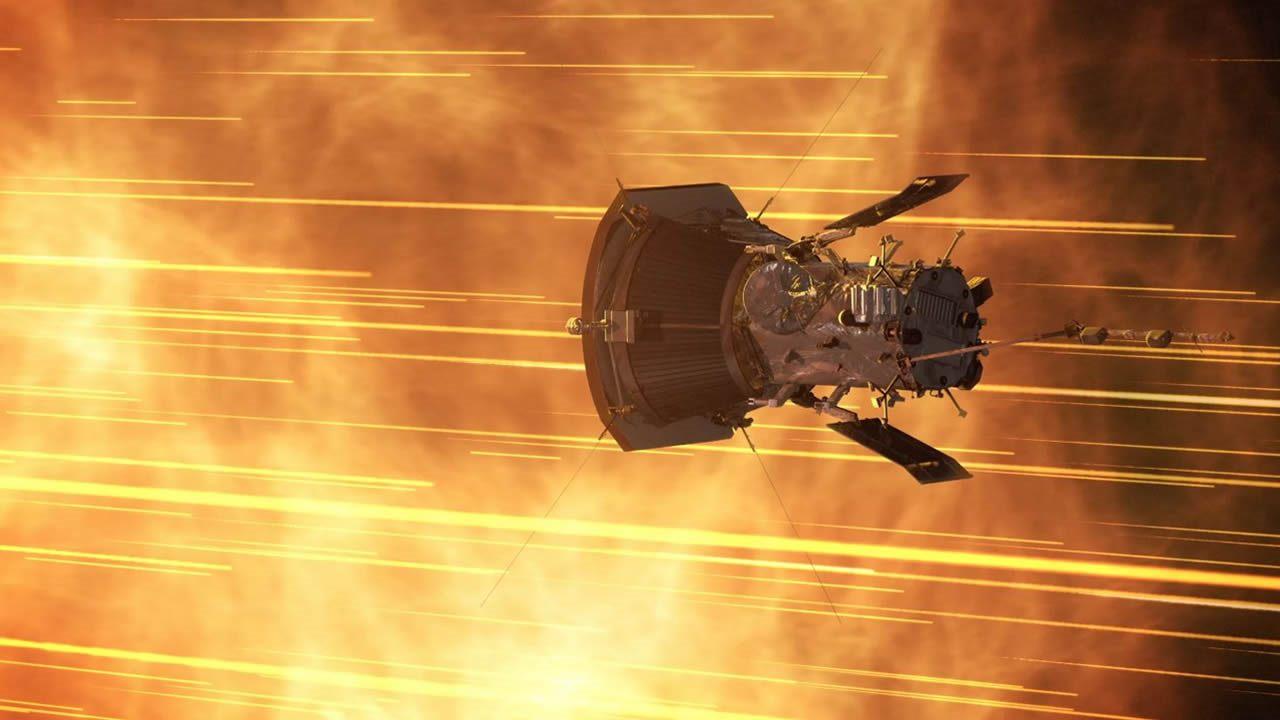 NASA lanza con éxito su sonda Parker Solar Probe en dirección al Sol