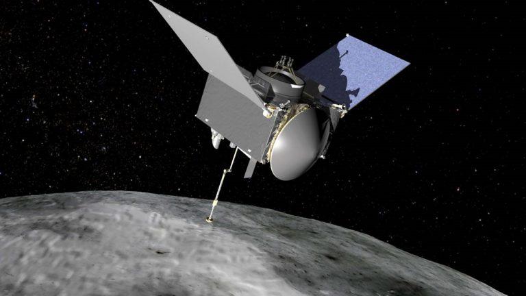 NASA se acerca al peligroso asteroide Bennu
