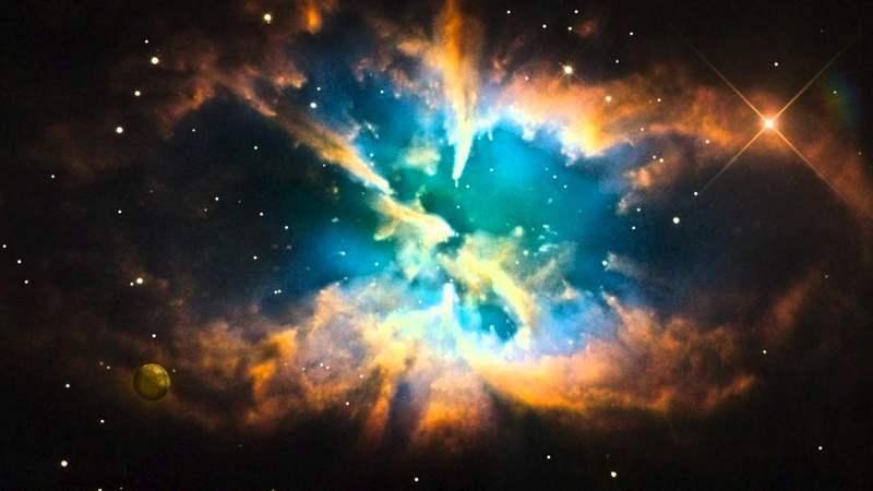 Nebulosa planetaria NGC 2818. Así de espectaculares pueden verse luego de sufrir un largo y duro proceso