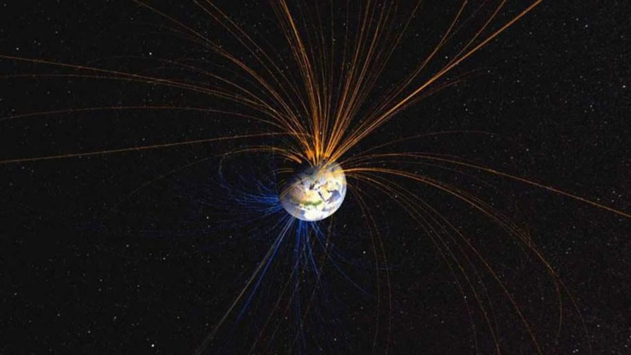 Polos magnéticos de la Tierra podrían revertirse más rápido de lo pensado