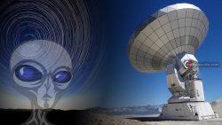 Radiotelescopio capta una frecuencia «alienígena» proveniente del espacio profundo