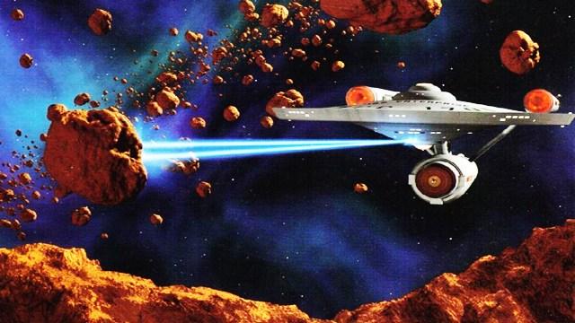 La ficción es superada por la ciencia. Como en Star Trek, un rayo tractor podría ser posible en un futuro cercano.