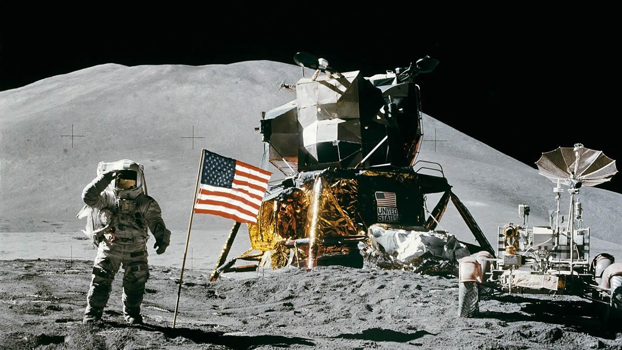 Recuperan audios perdidos del «viaje a la Luna» luego de 49 años