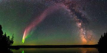 Un misterioso «resplandor en el cielo» deja a los científicos sin explicación