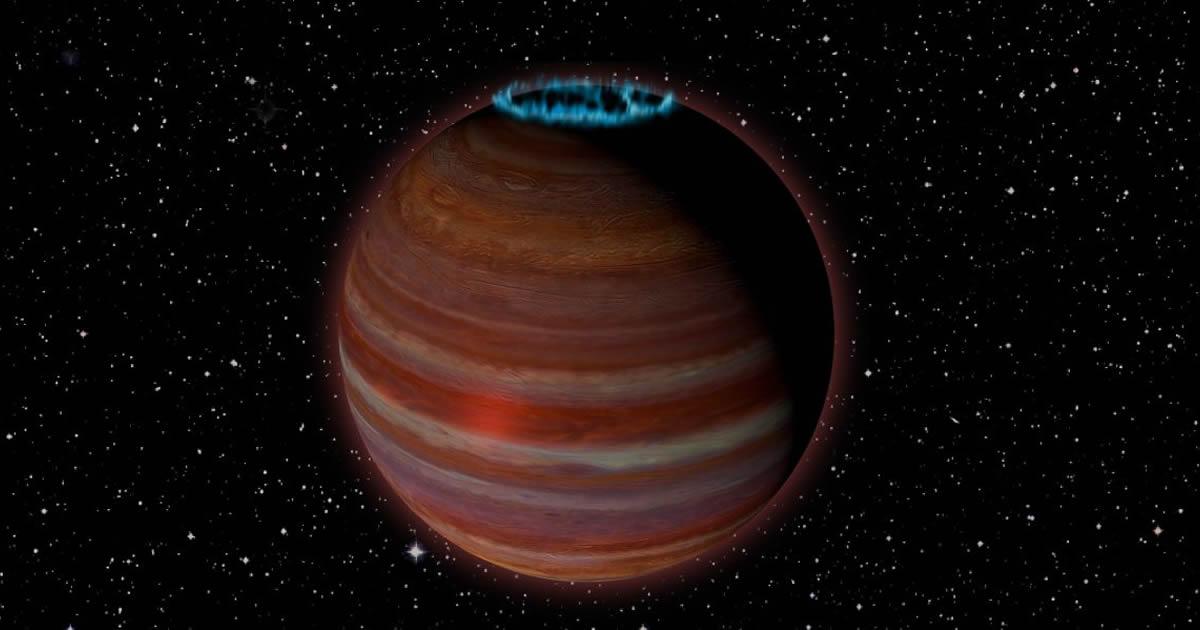 Un planeta rebelde y gigantesco está pasando por nuestro vecindario galáctico