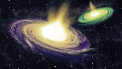 Una pequeña y extraña galaxia está orbitando la Vía Láctea y no sabemos cómo llegó allí