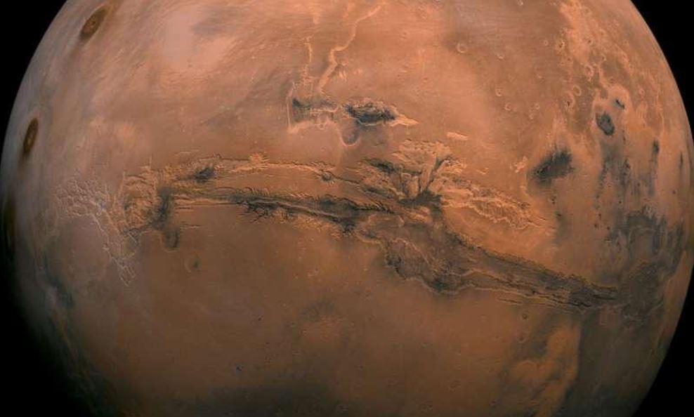 Una nueva investigación muestra que el antiguo Marte probablemente tenía suficiente energía química para soportar los tipos de colonias microbianas subterráneas que existen en la Tierra