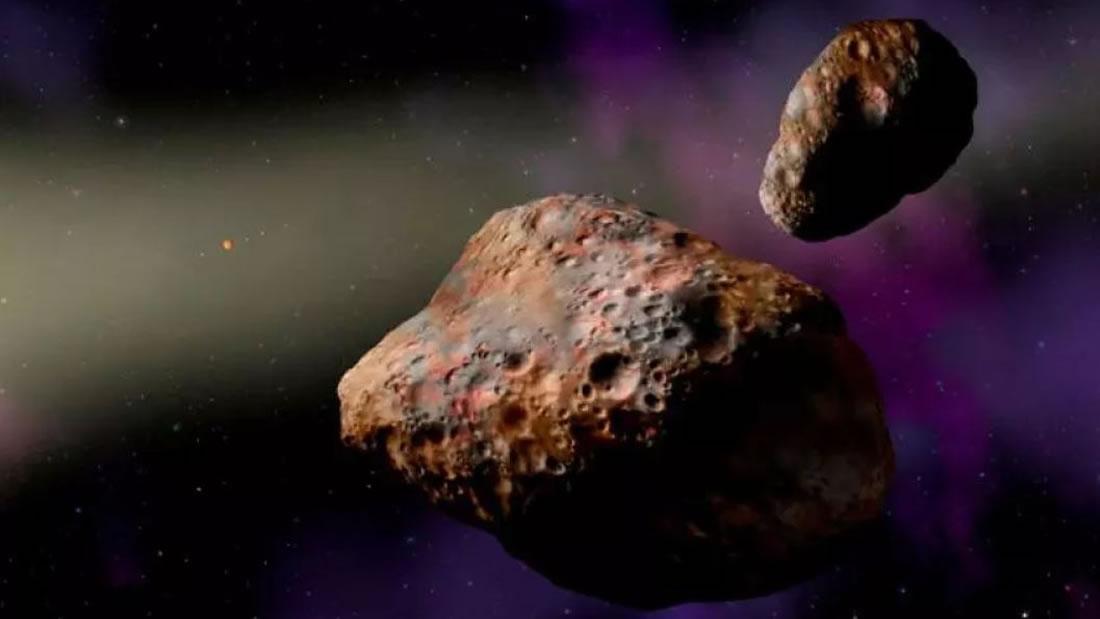 Patroclus yMenoetius, un asteroide binario