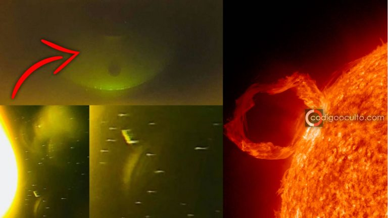 Astrónoma aficionada fotografía un «objeto» gigantesco cerca del Sol ¿Esto causó el cierre del Observatorio Solar Nacional?