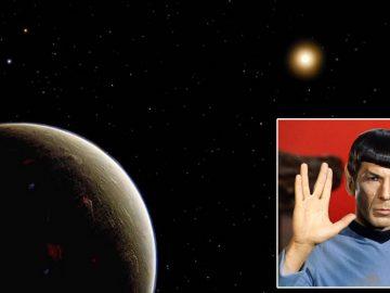 ¡Señor Spock! Astrónomos descubren el planeta Vulcano de la vida real