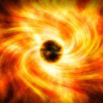 Astrónomos observan los momentos previos a la muerte de un estrella