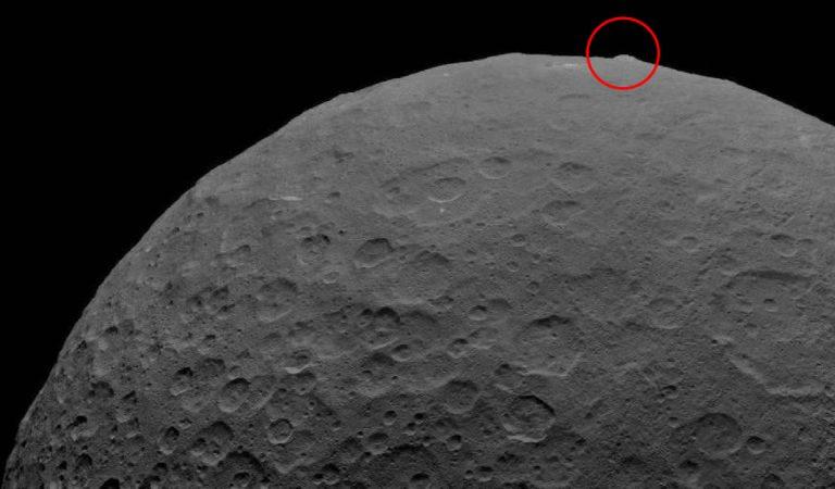 Ceres tiene muchos más volcanes de hielo de los que se creía