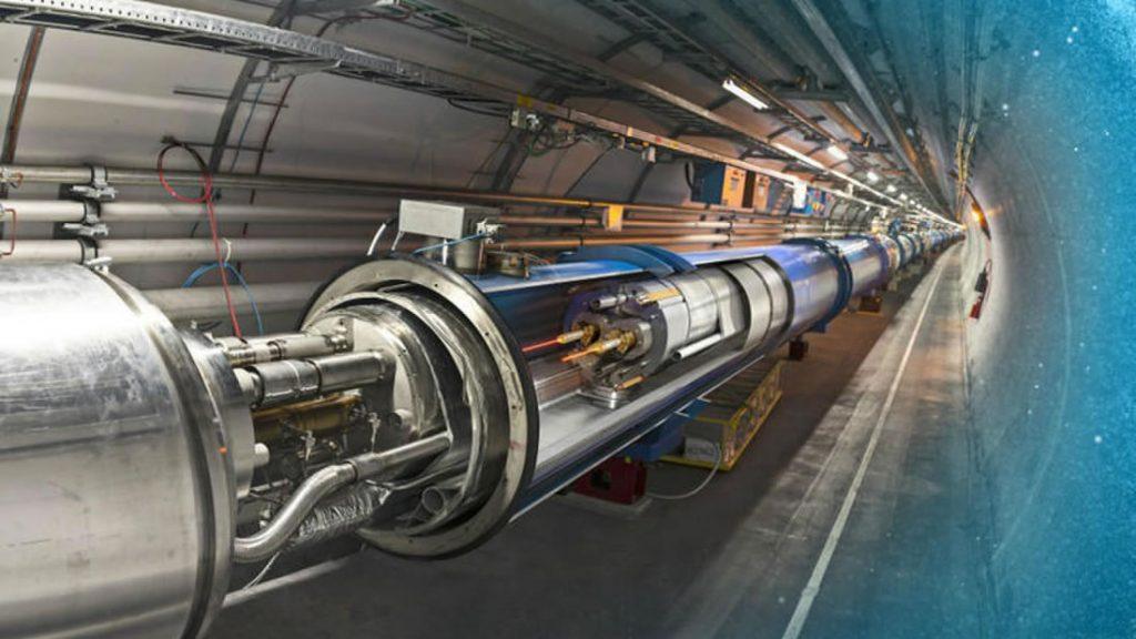 LHC (Gran colisionador de hadrones) en el CERN