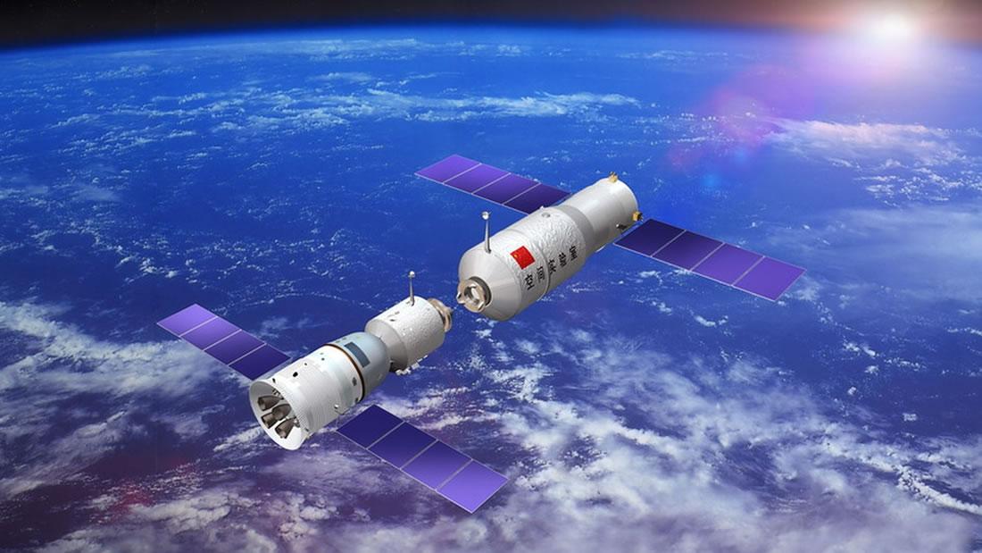 China confirma que su estación espacial Tiangong-2 caerá en la Tierra