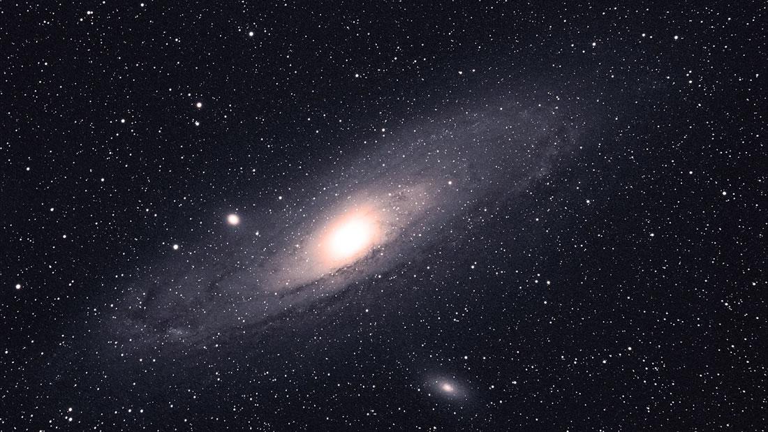 Científicos buscan señales de vida alienígena en la galaxia Andrómeda