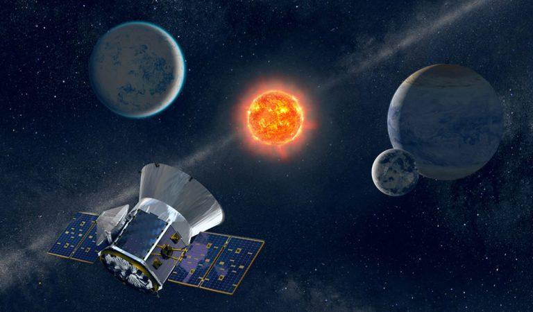 El nuevo cazador de exoplanetas ha encontrado su primer mundo nuevo