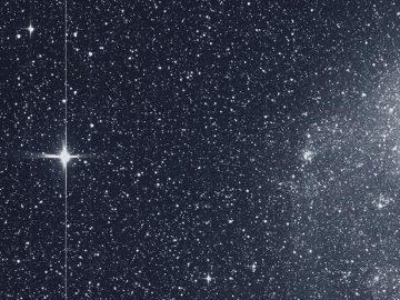 El cazador de planetas TESS tomó su primera imagen, ¡y es impresionante!