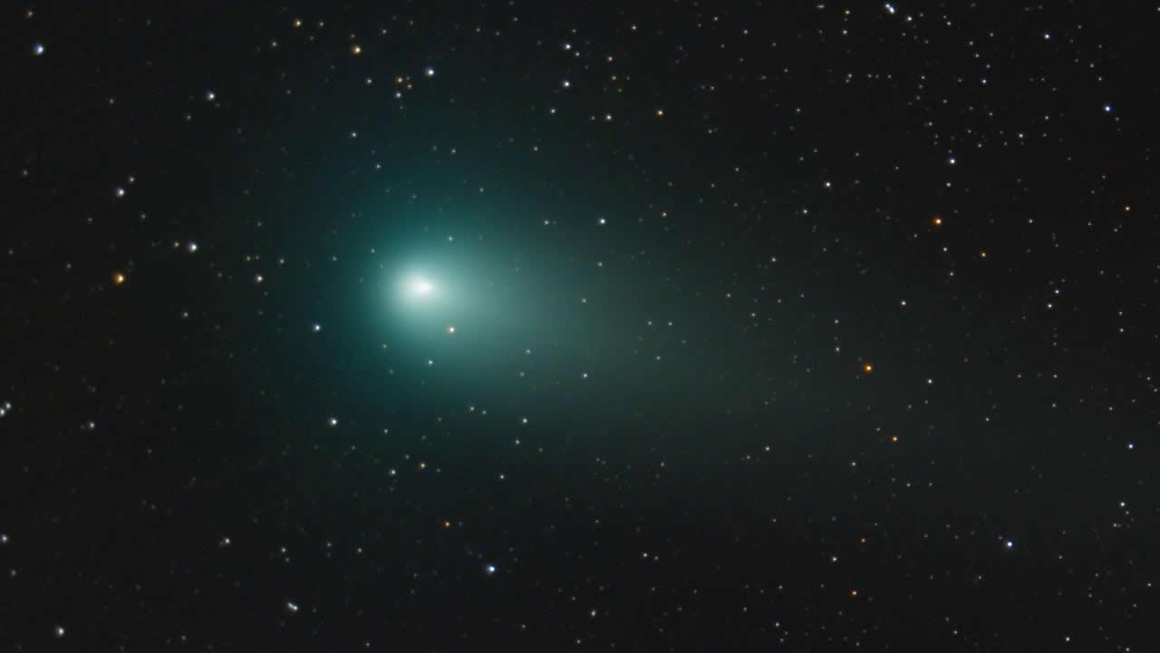 El cometa 21P hará su mayor acercamiento a la Tierra en 70 años