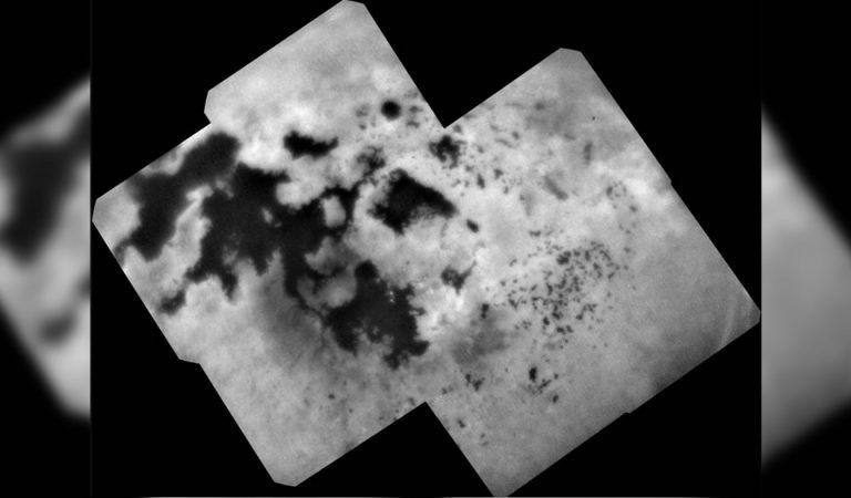 Esto es lo último que vio la sonda Cassini en Titán: mares y lagos de hidrocarburos