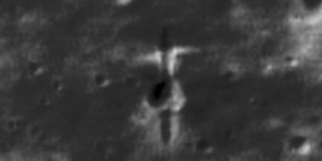 Fotografían el sitio donde una nave espacial se estrelló en la Luna