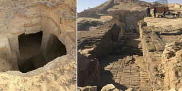 Hallan más de 800 tumbas en antigua ciudad egipcia de los muertos