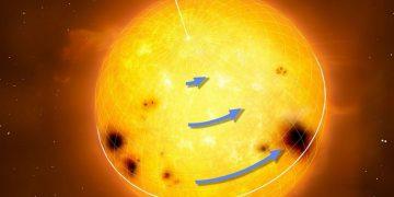Hallan qué tan rápido gira el Sol en comparación con otras estrellas