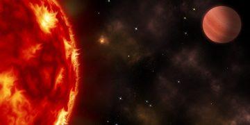 Hallan un exoplaneta con el doble del tamaño de la Tierra