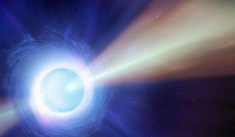 Hallan una extraña estrella de neutrones que «no debería existir»