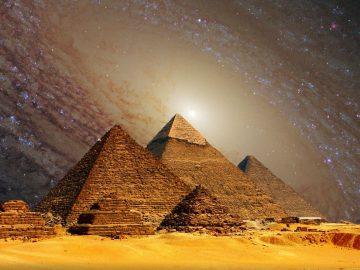 Las Pirámides de Egipto como generadores de energía, últimas evidencias