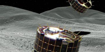 Liberan impresionantes imágenes tomadas de la superficie de un asteroide