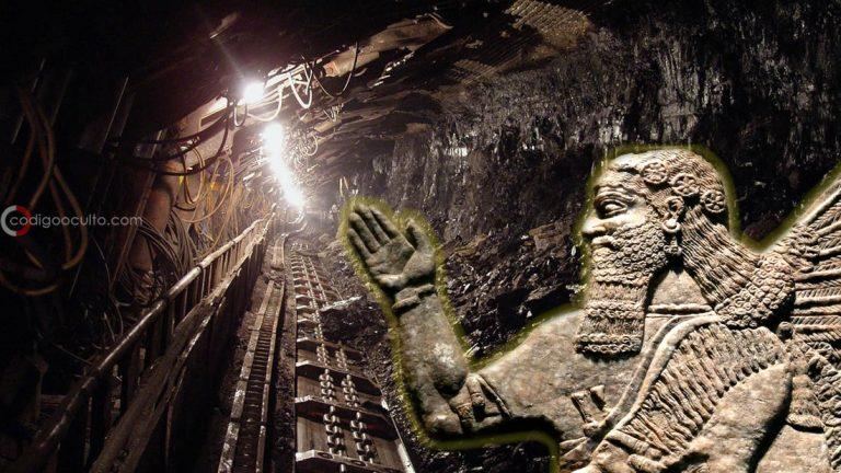 Minas de oro de hace 200.000 años en Sudáfrica, ¿obras de alienígenas ancestrales?