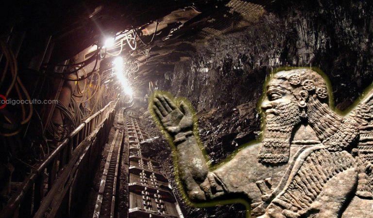 Minas de oro de 200.000 años en Sudáfrica, ¿obras de alienígenas ancestrales?