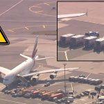 New York: Avión de pasajeros procedente de Dubái es puesto en cuarentena
