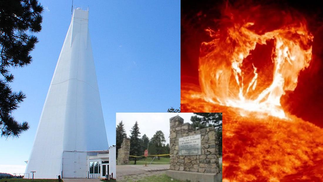 Observatorio Solar Nacional en Nuevo México fue evacuado por «razones de seguridad» ¿Qué está ocurriendo?