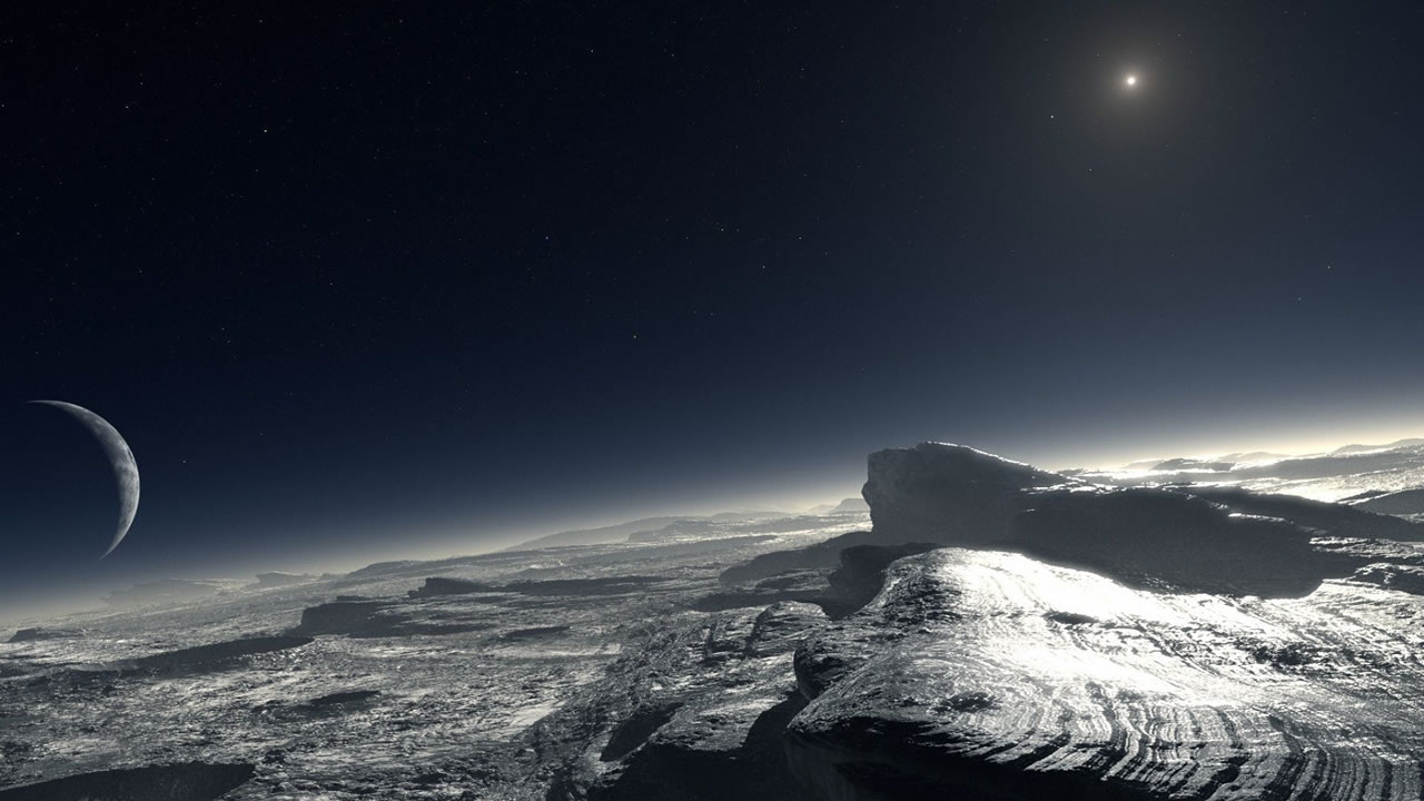 «Plutón es más dinámico y vivo que Marte», dice científico