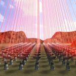 Proyecto explora el cielo en busca de rayos láser alienígenas