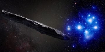 Rastrean el posible origen del visitante interestelar Oumuamua