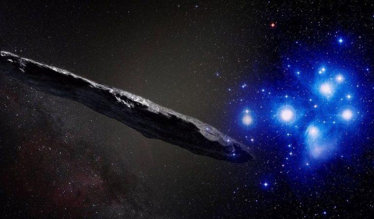 Rastrean posible origen del visitante interestelar Oumuamua